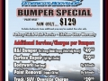 Maaco Auto Painting Bumper Specials